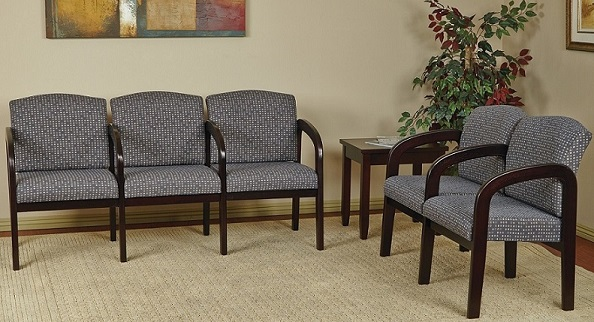 Medical Waiting Room Chairs