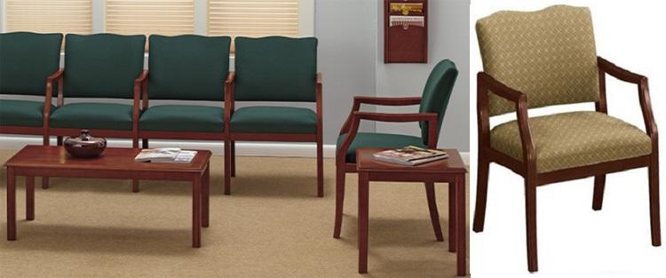 Medical Reception Area Furniture