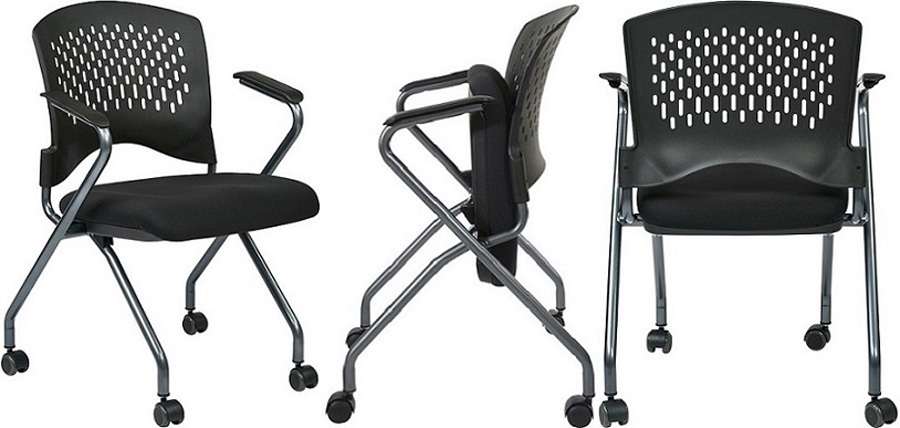 Folding Or Nesting Training Room Chairs