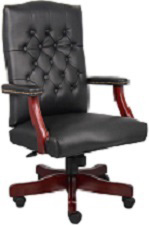 Chippendale Office Chair