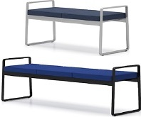 Designer Commercial Benches