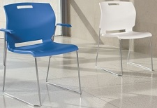 Designer Stacking Chair