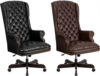 Judges Chair  sc 1 st  Office-Chairs-Discount.com & Traditional Desk Chairs for the discreet inidual.