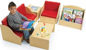 Kids Social Seating