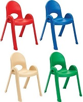 Kids Stacking Chairs