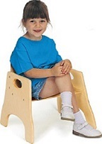 Kids Sturdy Chairs