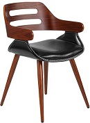 Leather Office Guest Chair