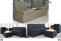 Modular Commercial Lounge Seating