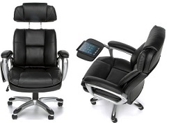 Tablet Arm Executive Desk Chair