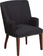 Transitional Style Side Chair