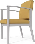Waiting Room Steel Frame Guest Chair