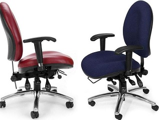 Big and Tall Office Chair 24-Hour
