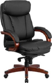Pillow Top High Back Office Chair
