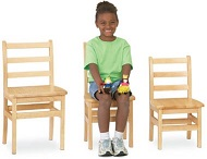 Ladderback Chairs for All Ages