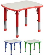 Kids Rectangular Activity Table