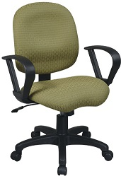 Steno Chair With Arms