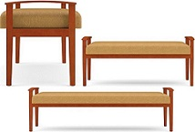 Waiting Room Chairs Combine Durability and Style for Your